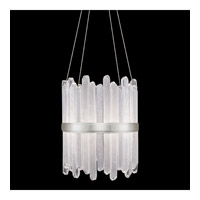 Fine Art Lamps 882140-1ST Lior LED 21 inch Silver Pendant Ceiling Light