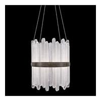 Fine Art Lamps 882140-3ST Lior LED 21 inch Bronze Pendant Ceiling Light