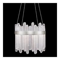 Fine Art Lamps 882240-1ST Lior LED 21 inch Silver Pendant Ceiling Light