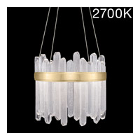 Lior LED 21 inch Gold Pendant Ceiling Light