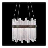 Fine Art Lamps 882240-3ST Lior LED 21 inch Bronze Pendant Ceiling Light