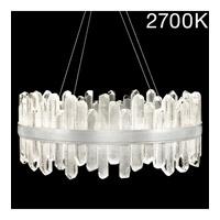 Fine Art Lamps 882340-11ST Lior LED 31 inch Silver Pendant Ceiling Light