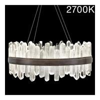 Fine Art Lamps 882340-31ST Lior LED 31 inch Bronze Pendant Ceiling Light