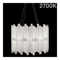 Fine Art Lamps 882440-11ST Lior LED 31 inch Silver Pendant Ceiling Light