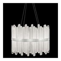 Fine Art Lamps 882440-1ST Lior LED 31 inch Silver Pendant Ceiling Light