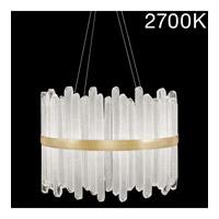 Fine Art Lamps 882440-21ST Lior LED 31 inch Gold Pendant Ceiling Light