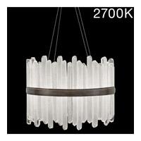 Fine Art Lamps 882440-31ST Lior LED 31 inch Bronze Pendant Ceiling Light