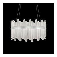 Lior LED 31 inch Silver Chandelier Ceiling Light