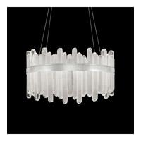 Fine Art Lamps 882540-1ST Lior LED 31 inch Silver Pendant Ceiling Light