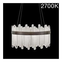Fine Art Lamps 882540-31ST Lior LED 31 inch Bronze Pendant Ceiling Light