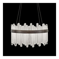 Lior LED 31 inch Bronze Chandelier Ceiling Light