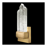 Fine Art Lamps 882550-2ST Lior LED 5 inch Gold Wall Sconce Wall Light