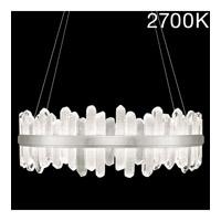 Fine Art Lamps 882640-11ST Lior LED 41 inch Silver Pendant Ceiling Light