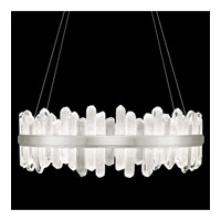 Fine Art Lamps 882640-1ST Lior LED 41 inch Silver Pendant Ceiling Light