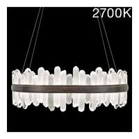 Fine Art Lamps 882640-31ST Lior LED 41 inch Bronze Pendant Ceiling Light