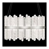 Fine Art Lamps 882740-1ST Lior LED 41 inch Silver Pendant Ceiling Light