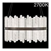 Fine Art Lamps 882740-31ST Lior LED 41 inch Bronze Pendant Ceiling Light