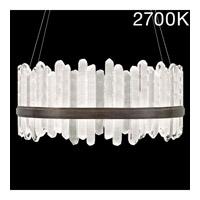 Fine Art Lamps 882840-31ST Lior LED 41 inch Bronze Pendant Ceiling Light
