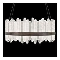 Fine Art Lamps 882840-3ST Lior LED 41 inch Bronze Pendant Ceiling Light
