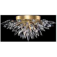 Fine Art Lamps 883640-1ST Lily Buds 4 Light 26 inch Gold Flush Mount Ceiling Light