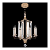 Westminster 8 Light 25 inch Gold Chandelier Ceiling Light
