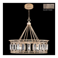 Westminster 8 Light 31 inch Antique Dark Pendant Ceiling Light