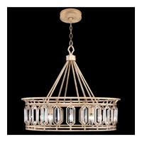 Fine Art Lamps 885540-2ST Westminster 8 Light 31 inch Gold Pendant Ceiling Light