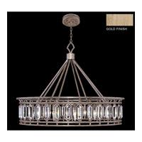 Fine Art Lamps 885640-2ST Westminster 12 Light 42 inch Gold Pendant Ceiling Light