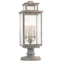 Fine Art Lamps 886980ST Wiltshire 4 Light 29 inch Gray Outdoor Adjustable Pier/Post Mount