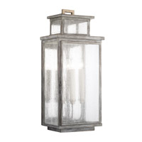 Fine Art Lamps 882081ST Wiltshire 2 Light 23 inch Gray Outdoor Wall Mount