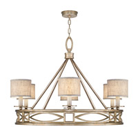 Cienfuegos 6 Light 40 inch Soft Gold Chandelier Ceiling Light