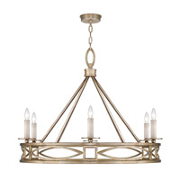 Cienfuegos 6 Light 38 inch Soft Gold Chandelier Ceiling Light