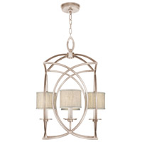 Fine Art Lamps 887740-21ST Cienfuegos 4 Light 22 inch Gray Pendant Ceiling Light