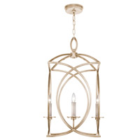 Fine Art Lamps 887740-3ST Cienfuegos 4 Light 20 inch Gold Pendant Ceiling Light