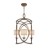 Cienfuegos 4 Light 22 inch Antiqued Bronze Pendant Ceiling Light
