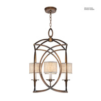 Cienfuegos 4 Light 20 inch Antiqued Bronze Pendant Ceiling Light