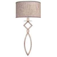 Fine Art Lamps 887950-21ST Cienfuegos 1 Light 14 inch Gray Wall Sconce Wall Light