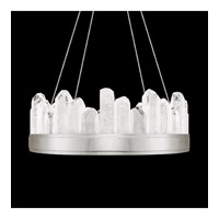 Lior LED 21 inch Silver Pendant Ceiling Light