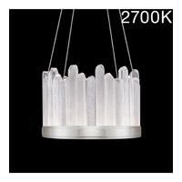 Fine Art Lamps 888140-11ST Lior LED 21 inch Silver Pendant Ceiling Light