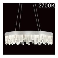 Fine Art Lamps 888240-11ST Lior LED 31 inch Silver Pendant Ceiling Light