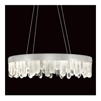 Fine Art Lamps 888240-1ST Lior LED 31 inch Silver Pendant Ceiling Light