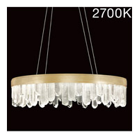 Fine Art Lamps 888240-21ST Lior LED 31 inch Gold Pendant Ceiling Light