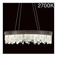 Fine Art Lamps 888240-31ST Lior LED 31 inch Bronze Pendant Ceiling Light