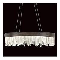 Fine Art Lamps 888240-3ST Lior LED 31 inch Bronze Pendant Ceiling Light