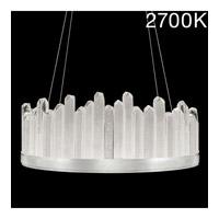 Fine Art Lamps 888340-11ST Lior LED 31 inch Silver Pendant Ceiling Light
