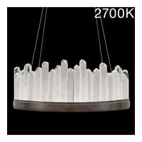 Fine Art Lamps 888340-31ST Lior LED 31 inch Bronze Pendant Ceiling Light