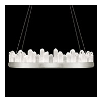 Lior LED 41 inch Silver Pendant Ceiling Light