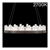 Fine Art Lamps 888440-31ST Lior LED 41 inch Bronze Pendant Ceiling Light