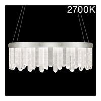 Fine Art Lamps 888540-11ST Lior LED 41 inch Silver Pendant Ceiling Light