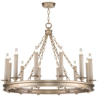 Fine Art Lamps 888640-3ST Cienfuegos 12 Light 31 inch Gold Chandelier Ceiling Light